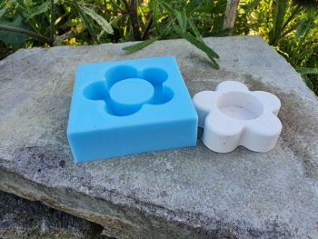 Petal Tealight Holder Silicone Mould