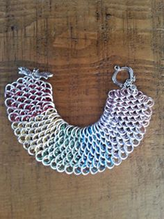 Dragon Scale Chainmaille Workshop