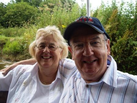 james and tina stacey 2011