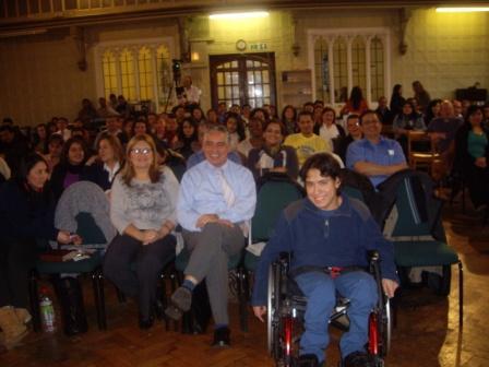 spanish churches visit - feb 2011 - 2