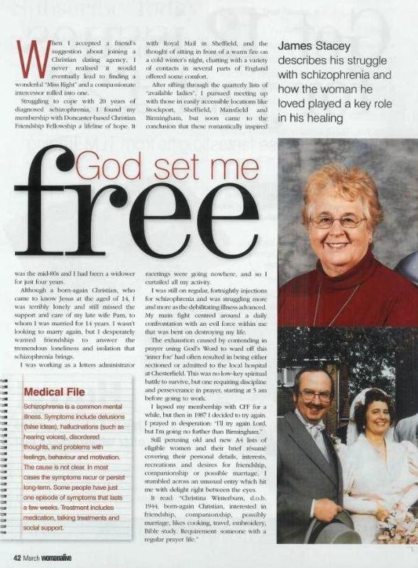 god set me free - 1