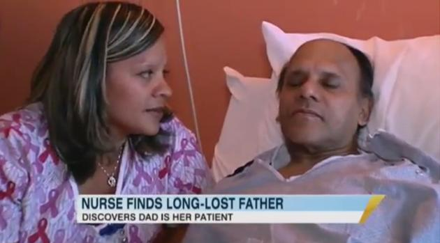 nurse finds long-lost father