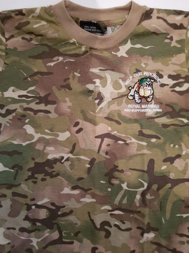 KIDS Camouflage Tshirts