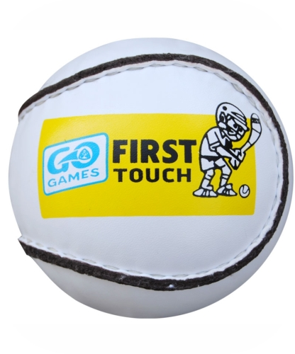 Sliotars First touch