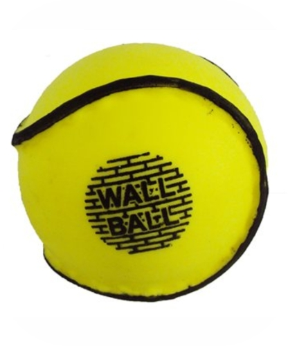 Sliotar Wall Ball Yellow