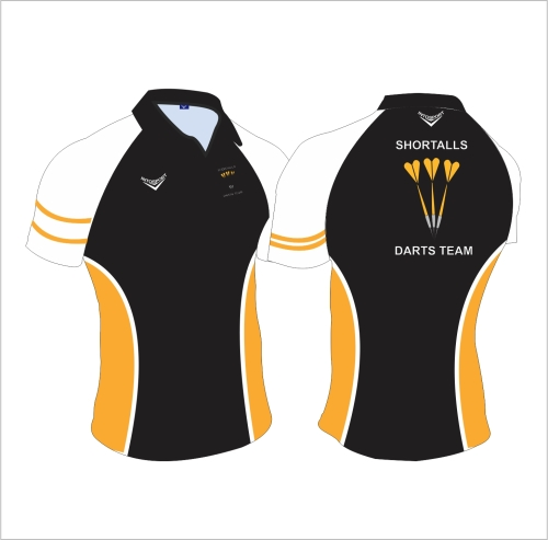 darts shortalls