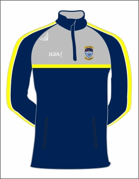 Official Westmeath LGFA Half Zip