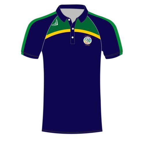 Cloughduv Camogie Polo Shirt