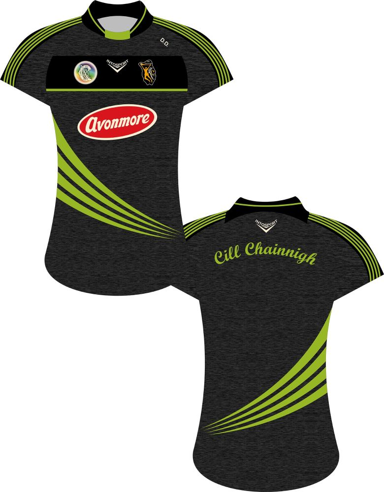 GAA TRAINING TOP