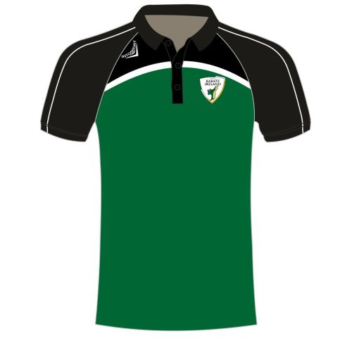 Karate Ireland Polo Shirt