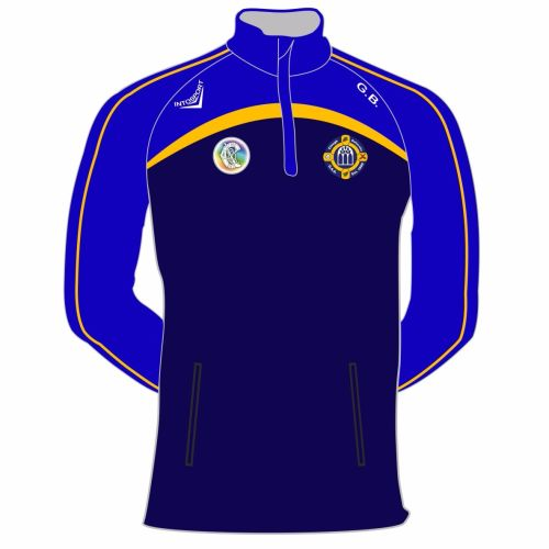 Clough Ballacolla Camogie Half Zip