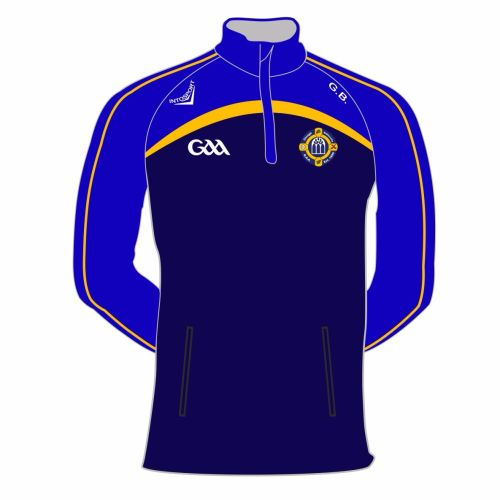Clough Ballacolla GAA Half Zip