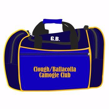 Clough Ballacolla Camogie Kitbag