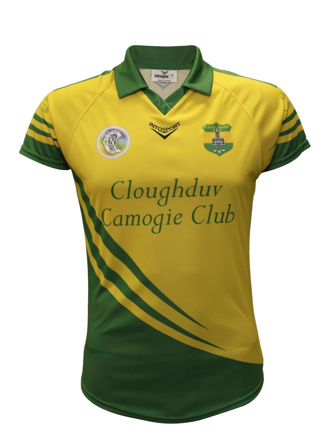 Official Cloughduv Camogie Jersey