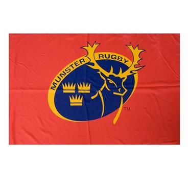 Official Munster Rugby 5'x3' Flag