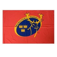 Official Munster Rugby 3'x2' Flag