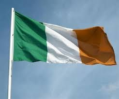 Irish Tricolour 6' x 3' Heavy Weave