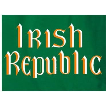 Irish Republic 5'x3' Flag