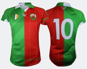 IRELAND WALES