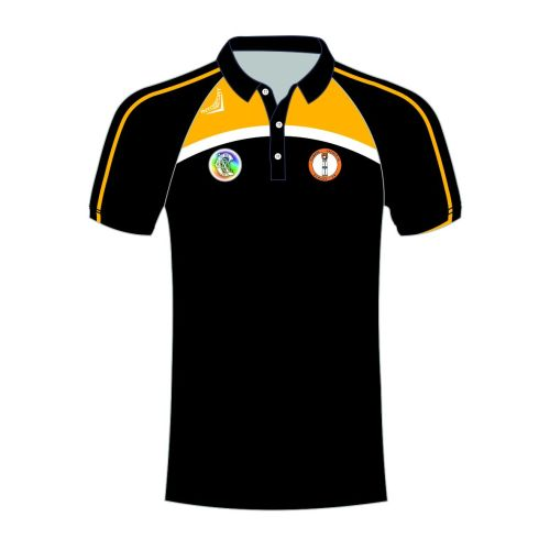 St. Lachtains Camogie Club Polo Shirt