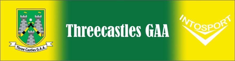 THREECASTLES GAA - KILKENNY CLUBSHOP HEADER