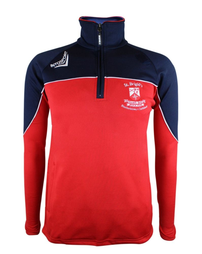 St. Brigid's GAA Club - Half Zip
