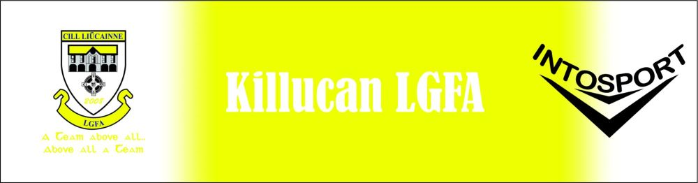 KILLUCAN LGFA CLUB SHOP BANNER