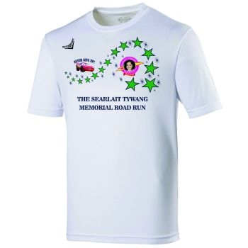 Searlait Tywang Memorial Road Run Training T-Shirt