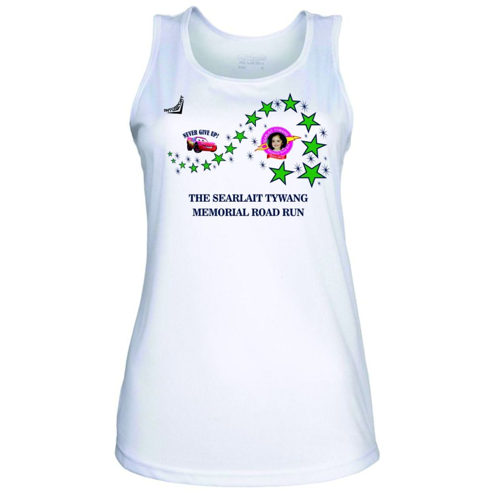 Searlait Tywang Memorial Road Run Training Singlet