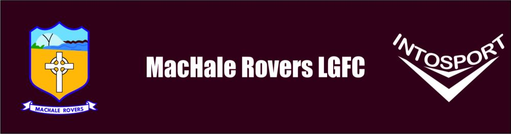 MCHALE ROVERS LGFC - MAYO BANNER ONLINE SHOP