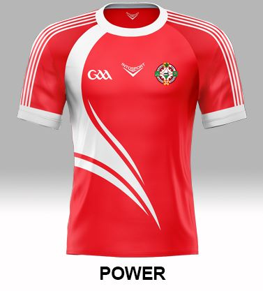 GAA Jerseys | GAA Training Top | GAA Training Jersey | Teamwear