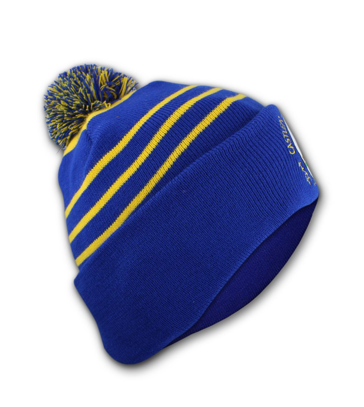 CASTLEPOLLARD BOBBLE HAT SIDE