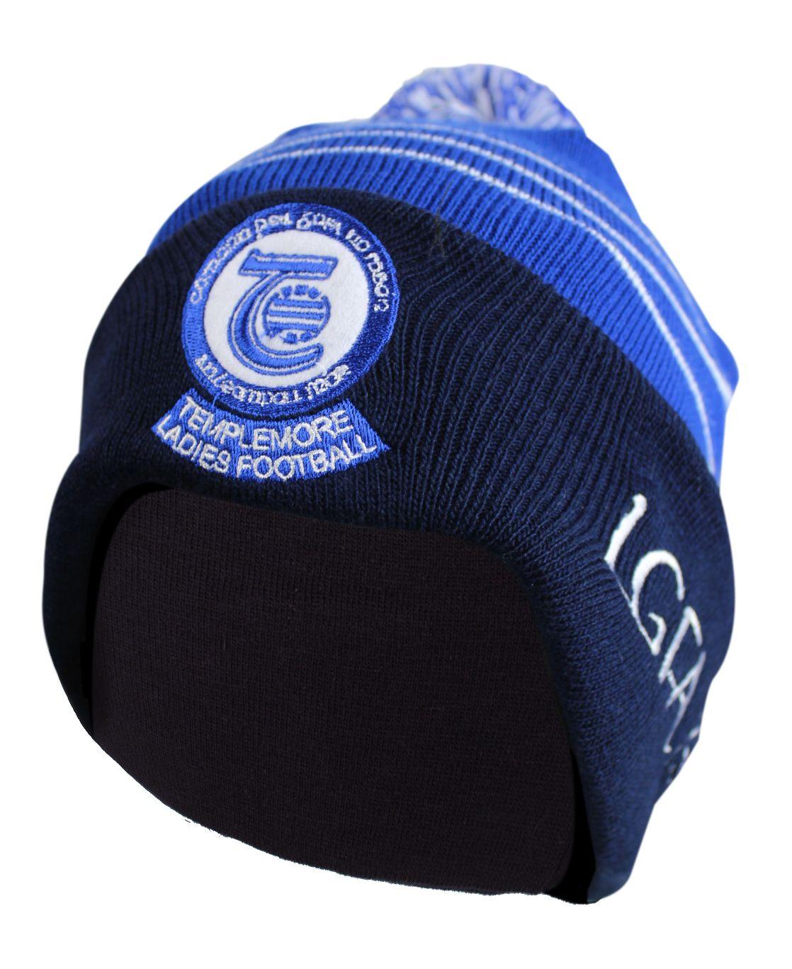 TEMPLEMORE LGFA BOBBLE HAT.jpg