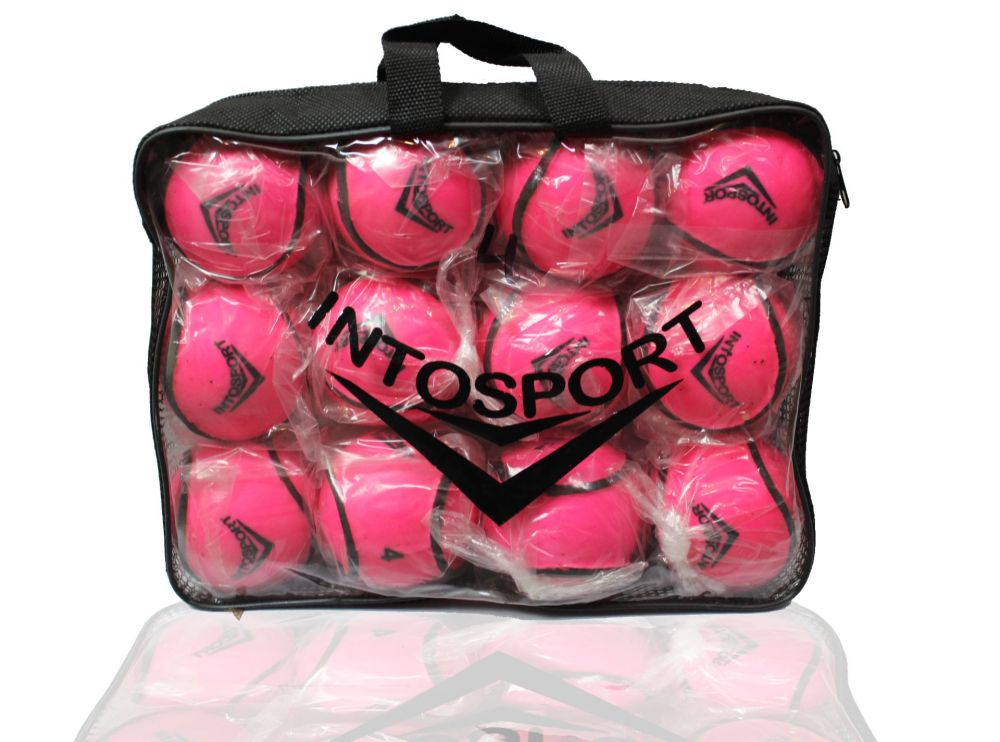 Sliotar Wall Ball Pink 12pk