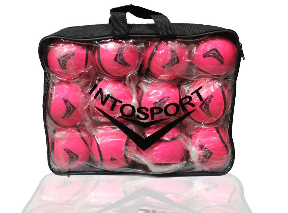 Sliotar Wall Ball Pink 12pk