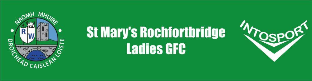 St Marys Rochfortbridge Ladies GFC online shop header