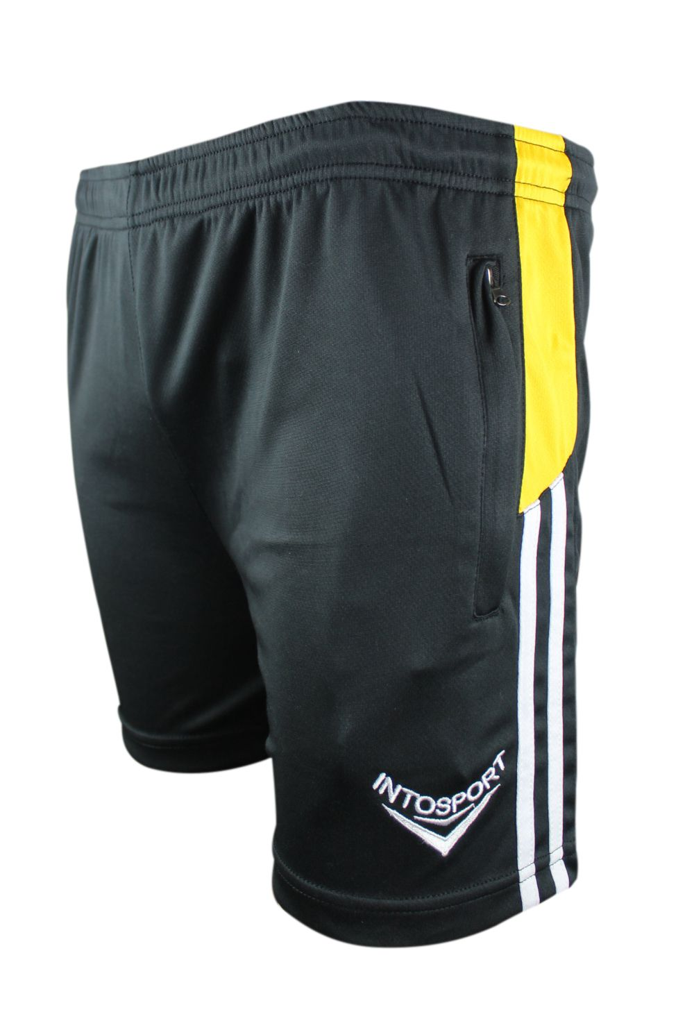 BLACK LEISURE SHORTS SIDE.jpg