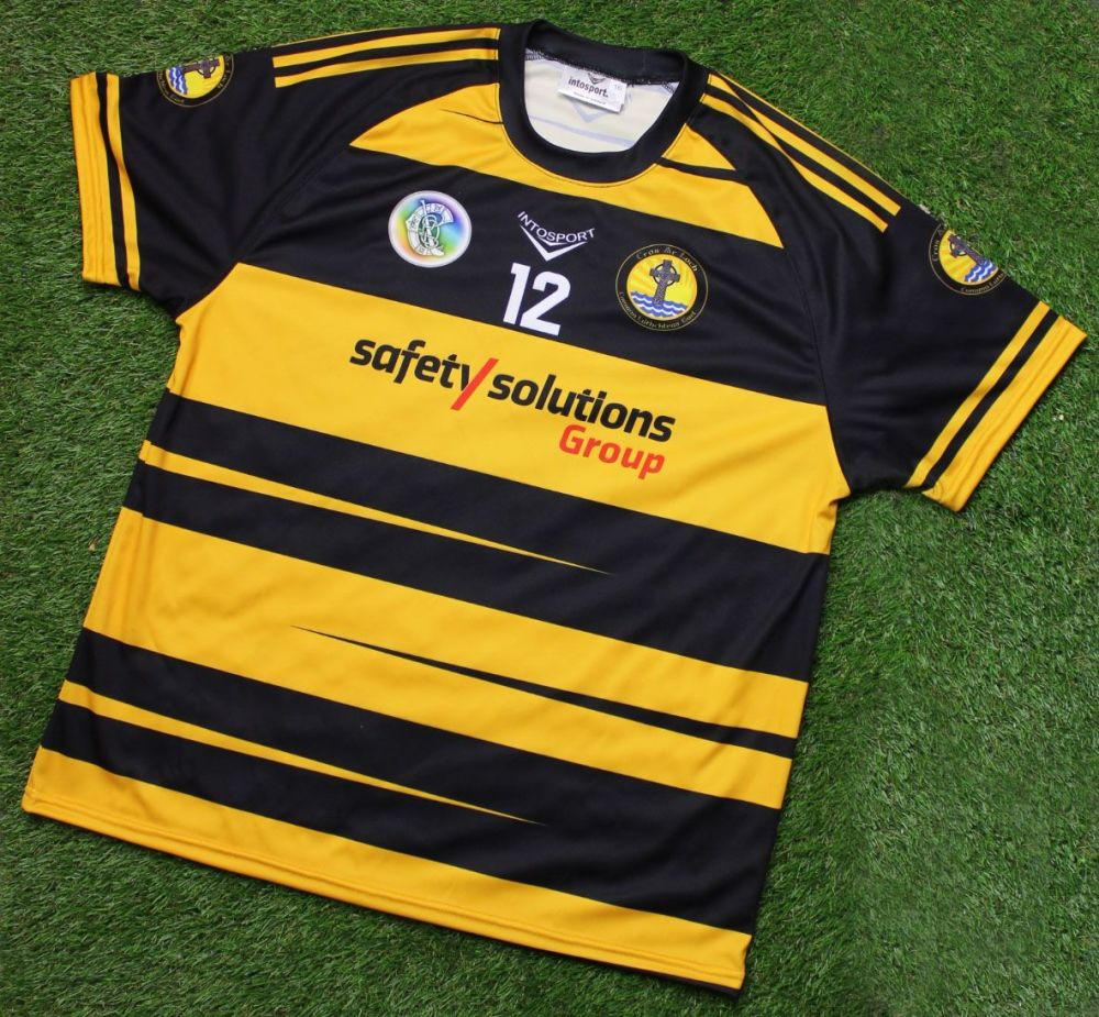 Crosserlough Camogie Tailored Fit Playing Jersey