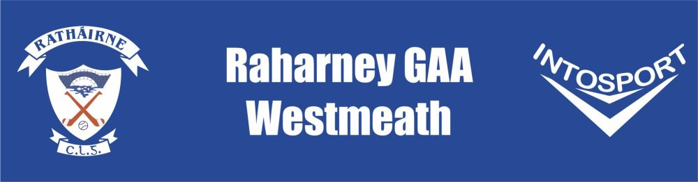 RAHARNEY GAA ONLINE SHOP WEBSITE IMAGES - BANNER SMALL