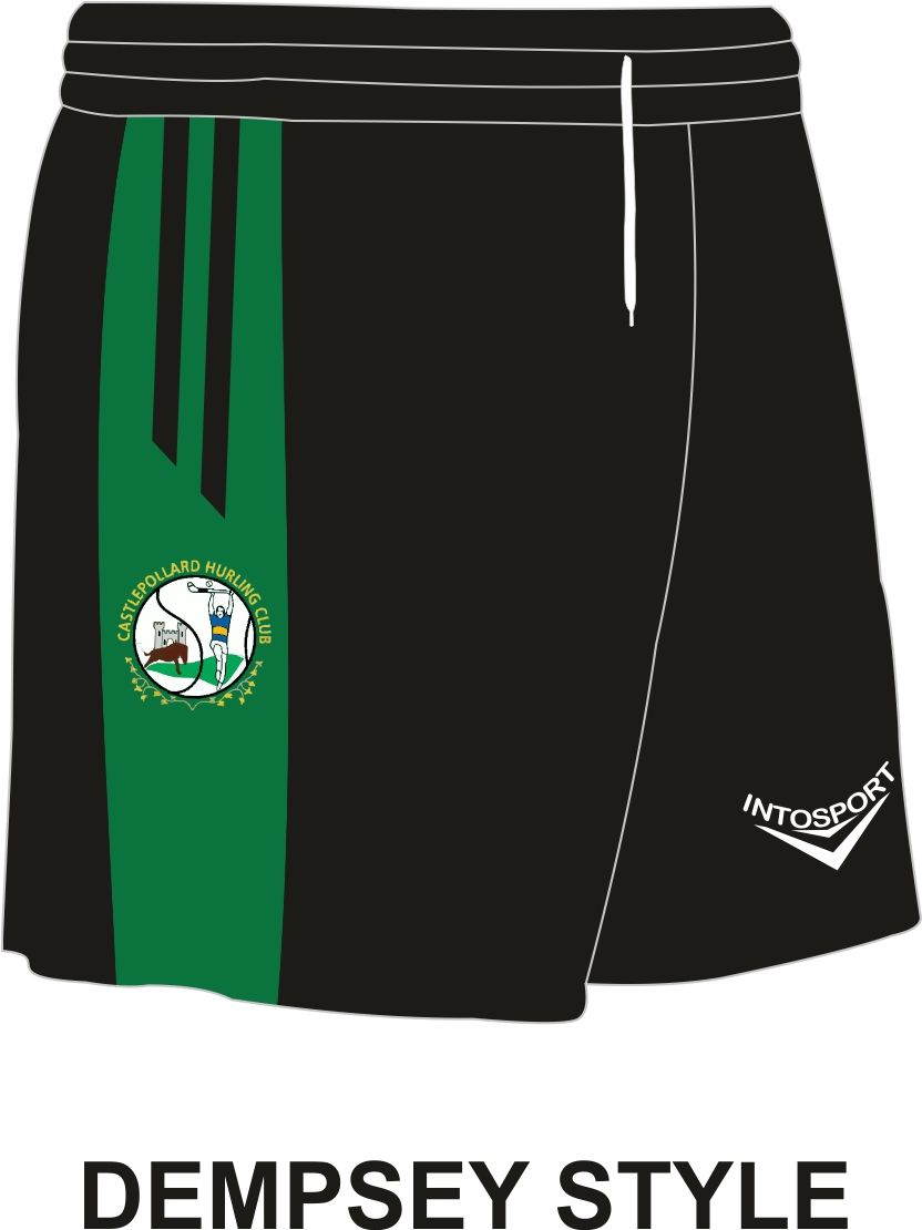 GAA Shorts | GAA Match Shorts | GAA Training Shorts | Teamwear