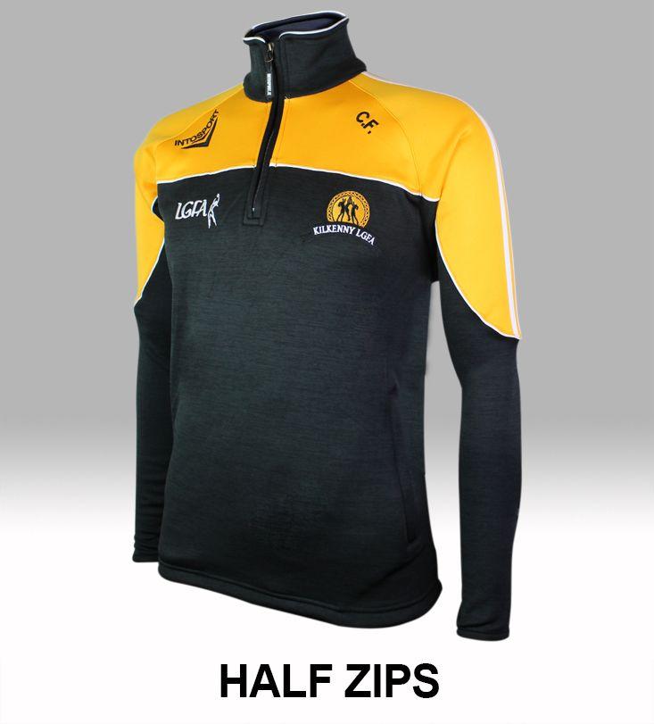 Half Zips tops