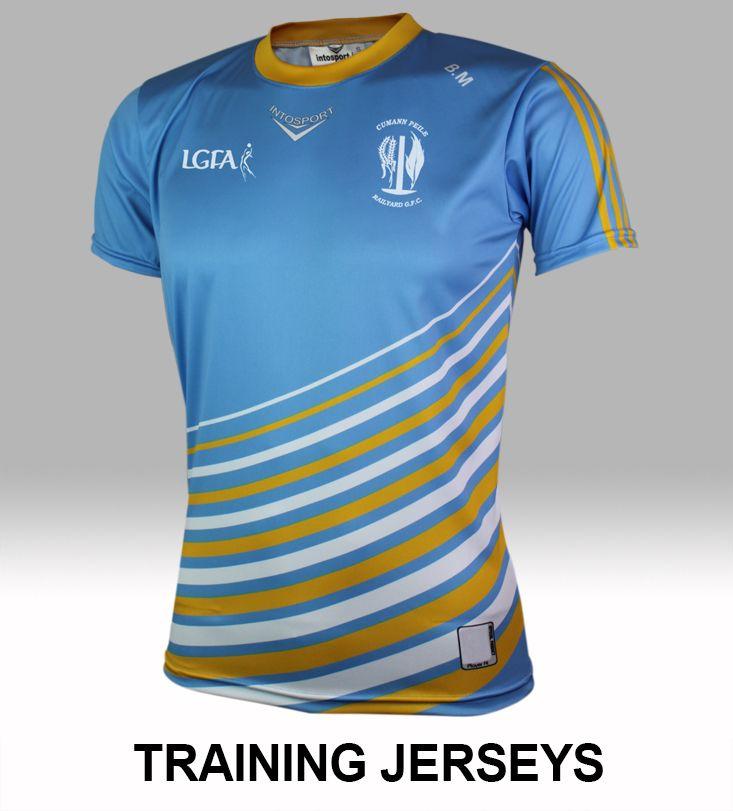LGFA Training Tops