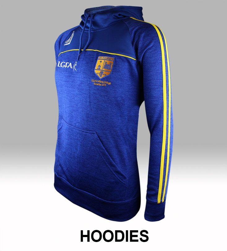 High Rise hoodies