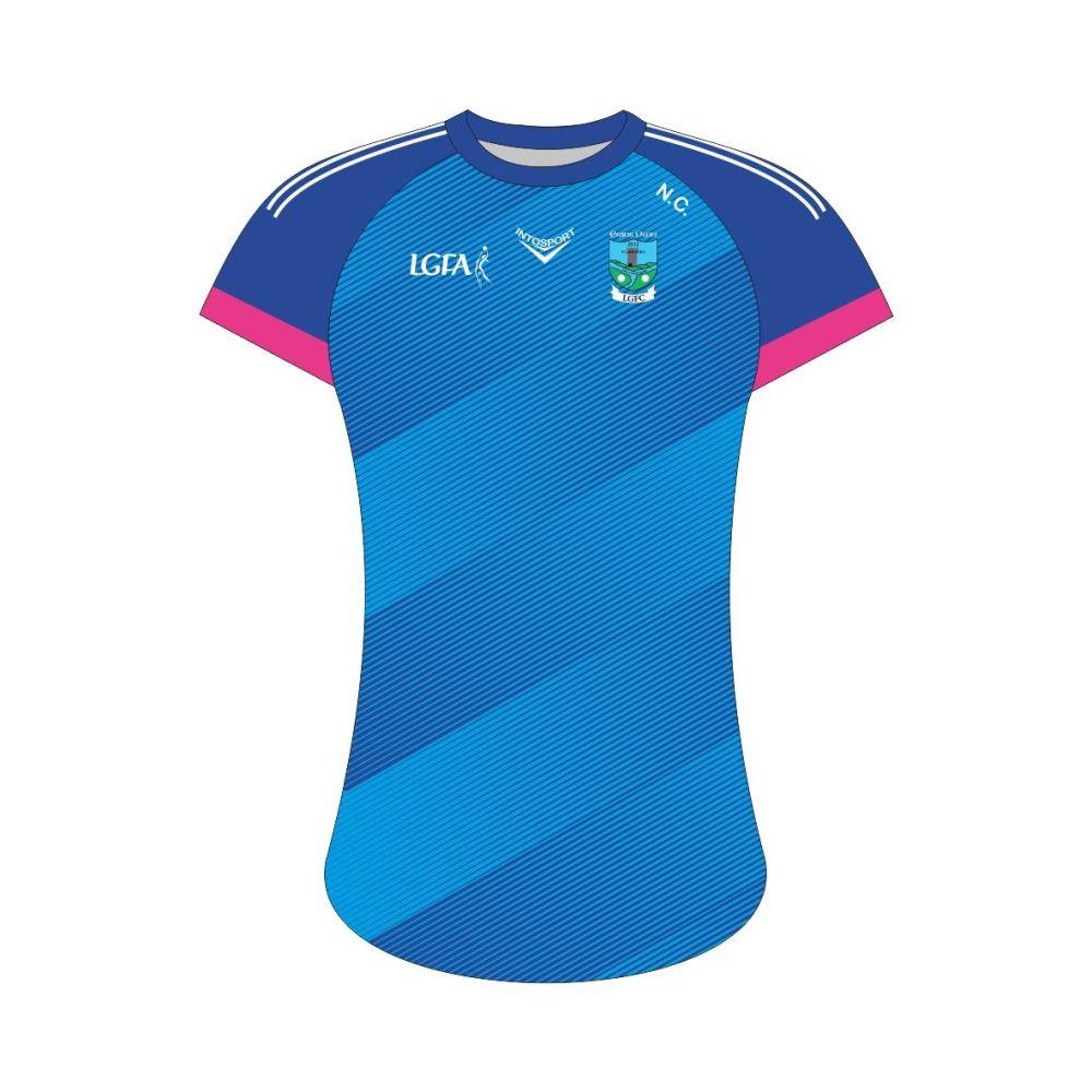 Erins Own LGFA Ladies Fit Training Jersey