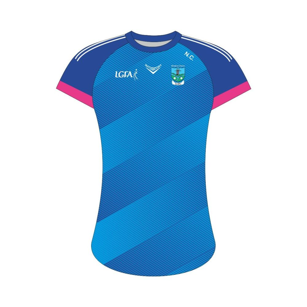 Erins Own LGFA Tailored Fit Training  Jersey