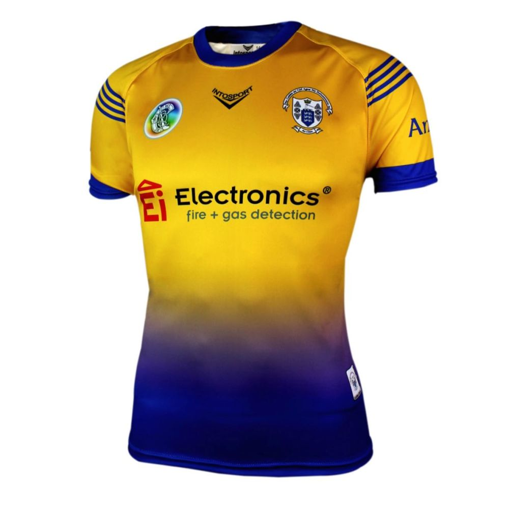 Clare Camogie Tailored Fit  Supporters Jersey