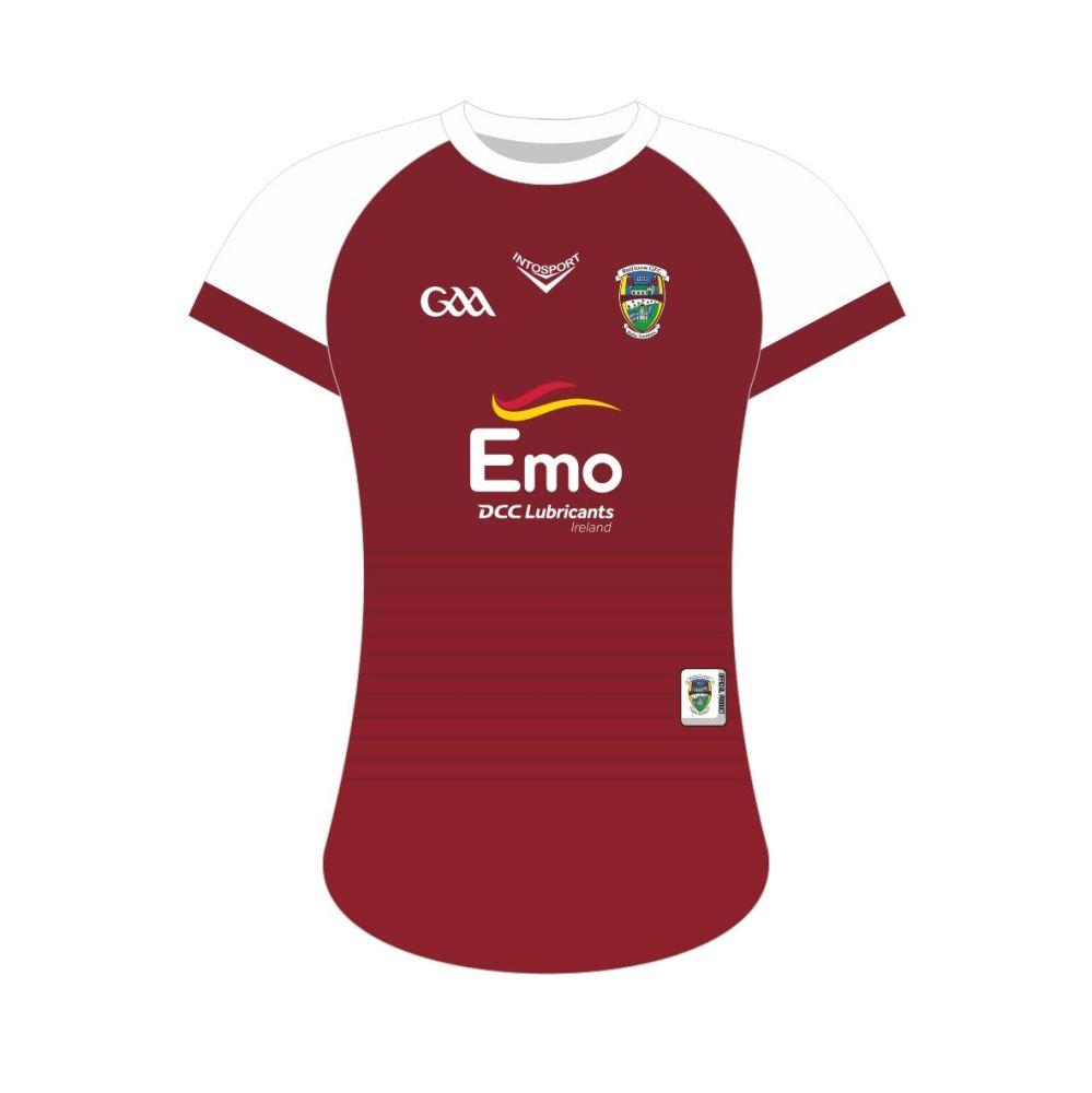Ballivor GAA Tailored Fit  2021 Playing Jersey