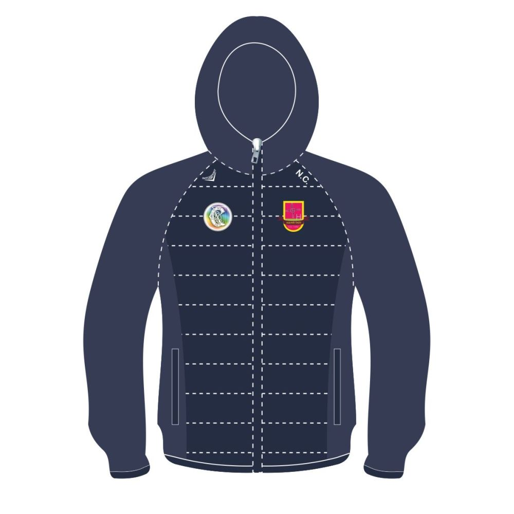 Naomh Bríd Camogie Ballyragget Kids' Hybrid Jacket