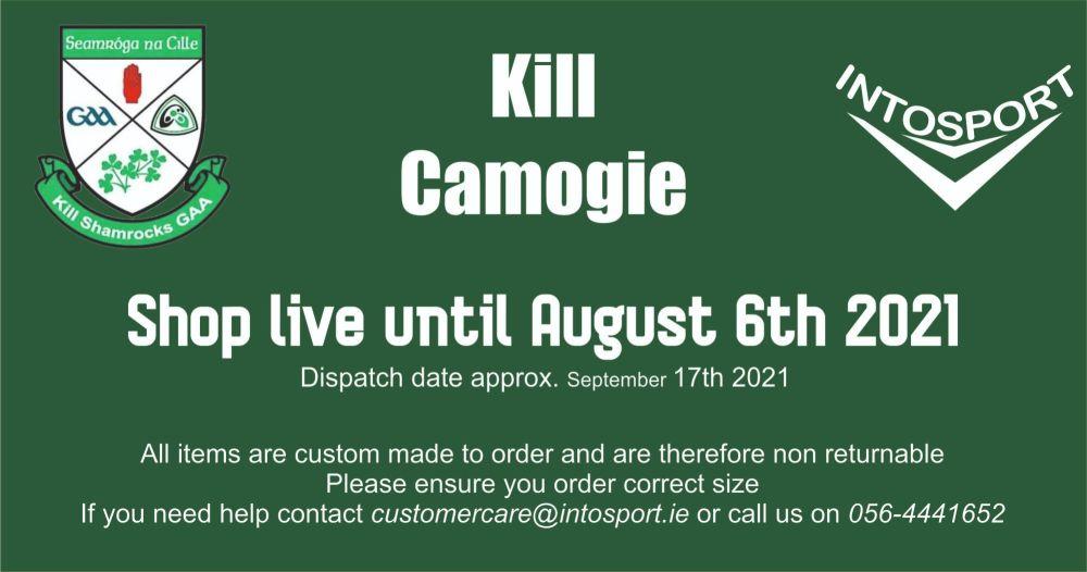 KILL CAMOGIE - CAVAN ONLINE SHOP BIG BANNER
