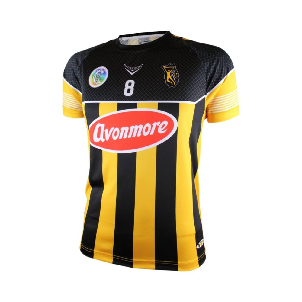 Kilkenny Camogie Adult Tailored Fit Home Jersey
